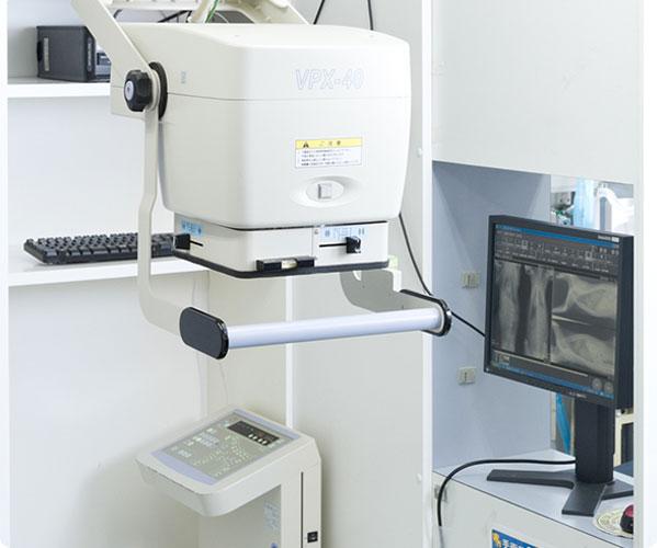 デジタルX線画像診断装置